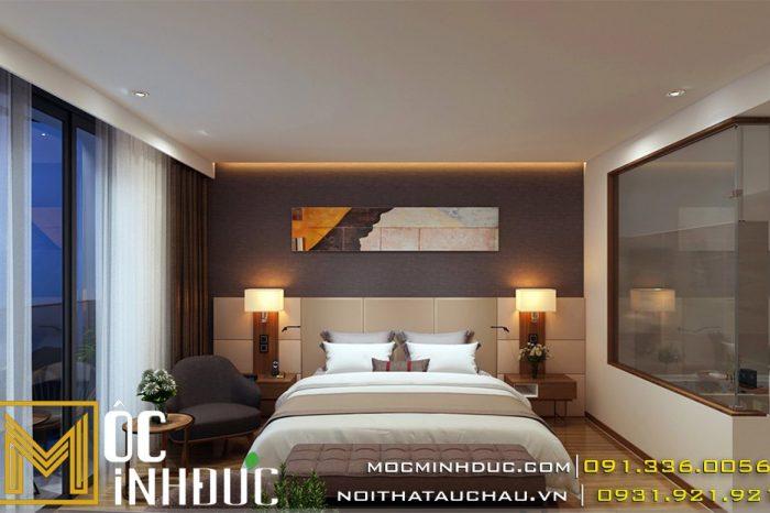 thiết kế nội thất khách sạn nha trang