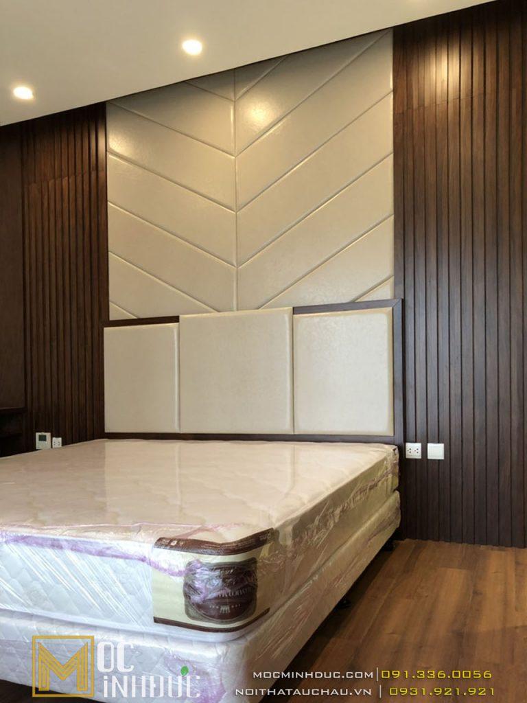 Phòng ngủ biệt thự đà nẵng