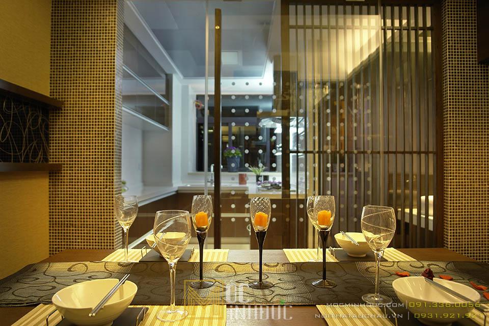 Không gian bàn ăn