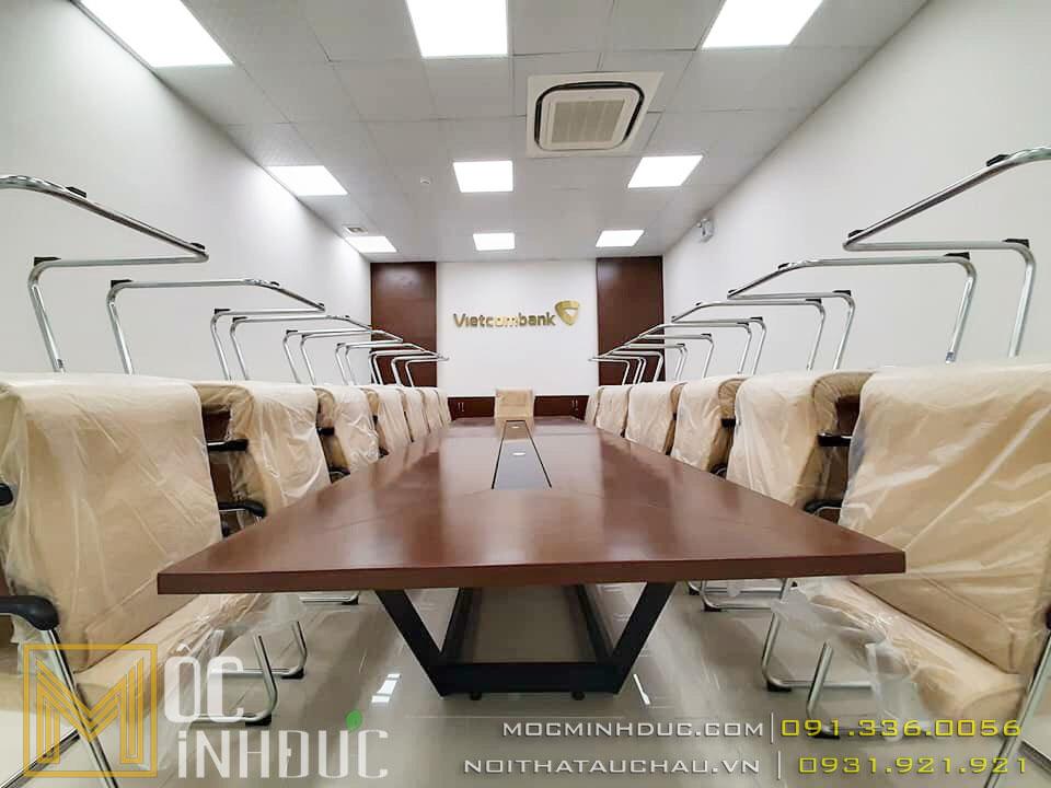 Phòng họp ngân hàng