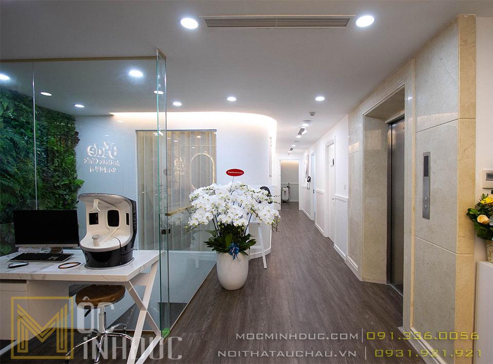 Thi công nội thất Spa chuyên nghiệp tại Hà Nội