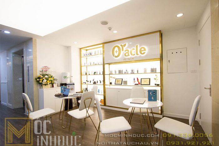Thi công Spa Oracle tại Hà Nội