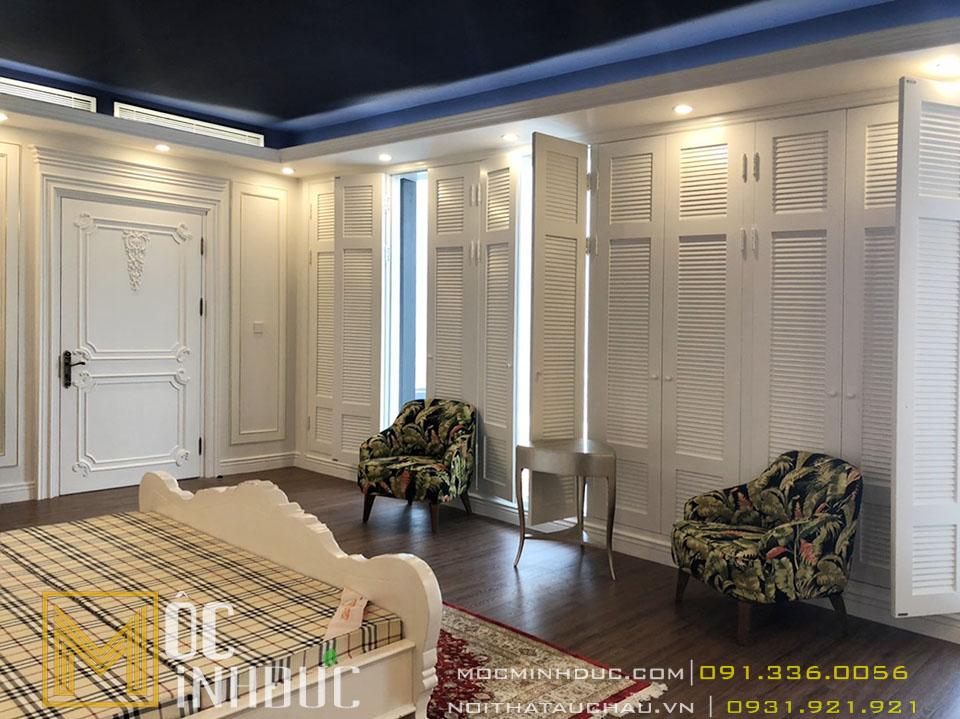 Nội thất căn hộ Penthouse