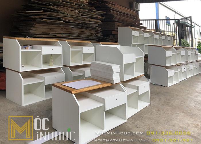 Xưởng gia công gỗ công nghiệp