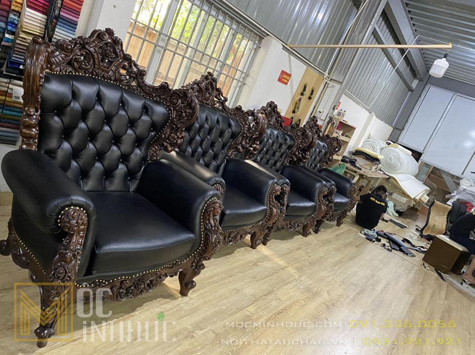 Xưởng sản xuất Sofa cổ điển