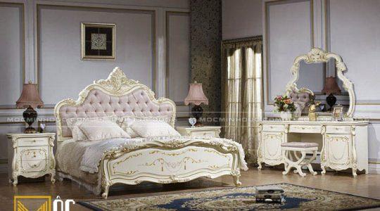 Phòng ngủ châu Âu đẹp nhất