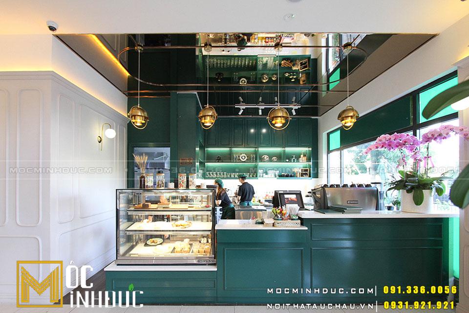 Thi công quán Cafe tại Hải Phòng