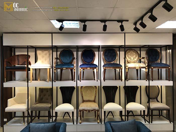 Nội thất Showroom đẹp