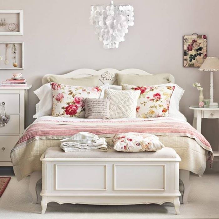 Trang trí phòng ngủ phong cách vintage