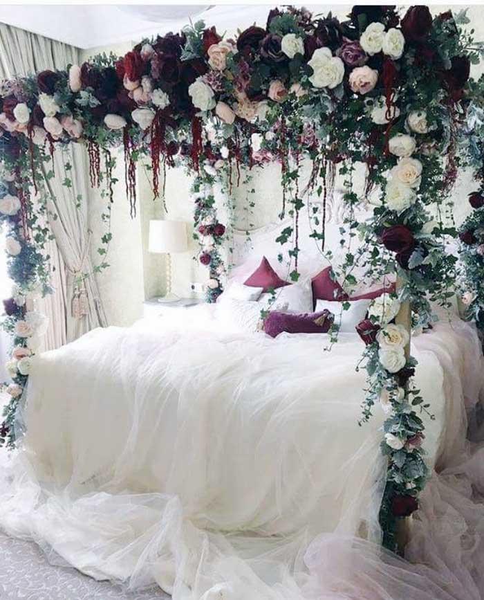trang trí phòng ngủ vợ chồng