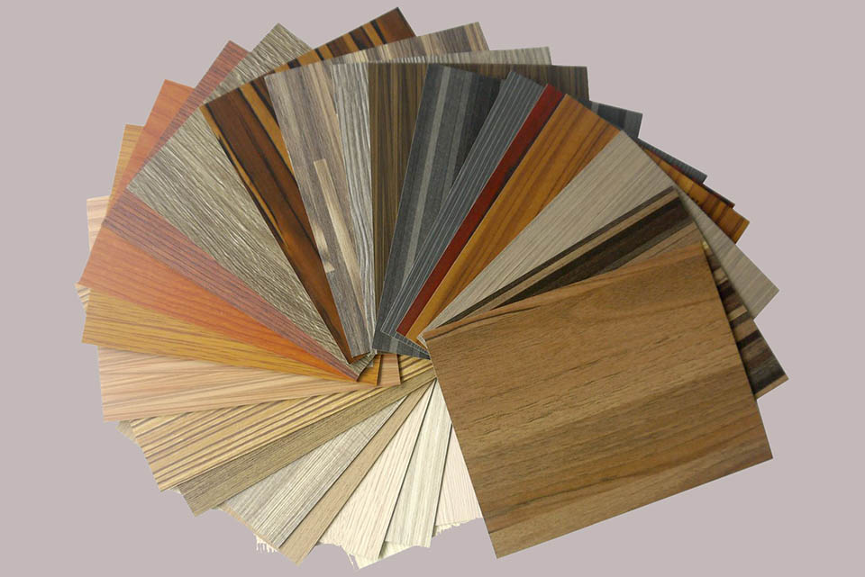 Lớp phủ bề mặt gỗ công nghiệp laminate