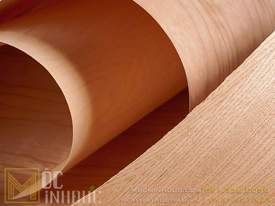 Lớp phủ bề mặt gỗ công nghiệp Veneer