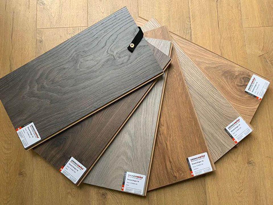 Mẫu sàn gỗ công nghiệp đẹp ,bền
