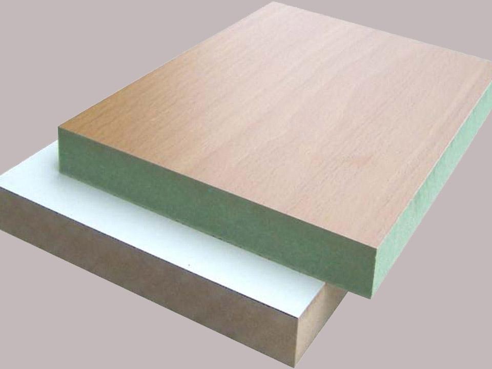 Mẫu nội thất gỗ công nghiệp MDF