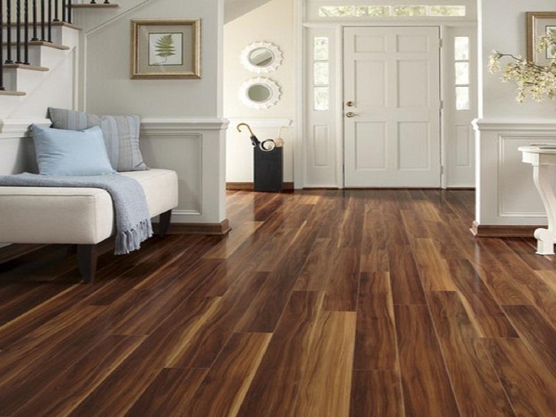 Mẫu sàn nhà gỗ công nghiệp