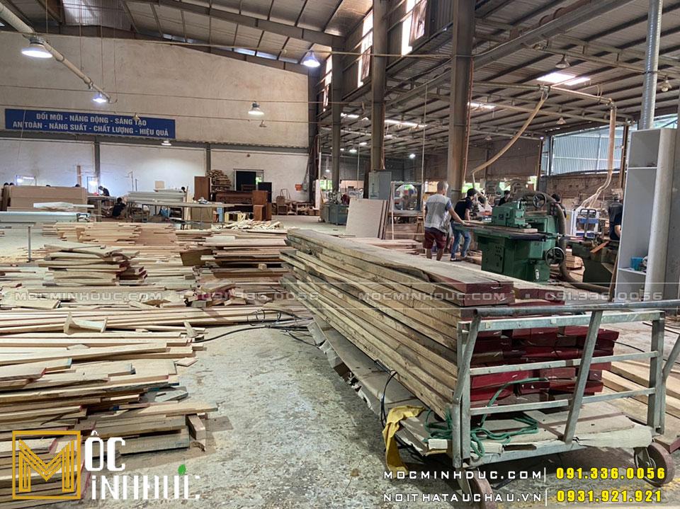 Các loại gỗ Hương tự nhiên