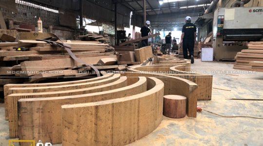 Sản xuất đồ nội thất gỗ Hương