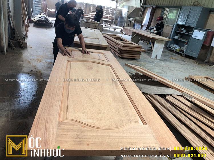 Sản xuất đồ gỗ nội thất tự nhiên cao cấp
